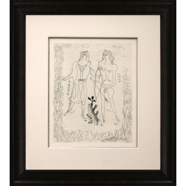 Check out this item at One Kings Lane! Georges Braque, Eros & Eurybia