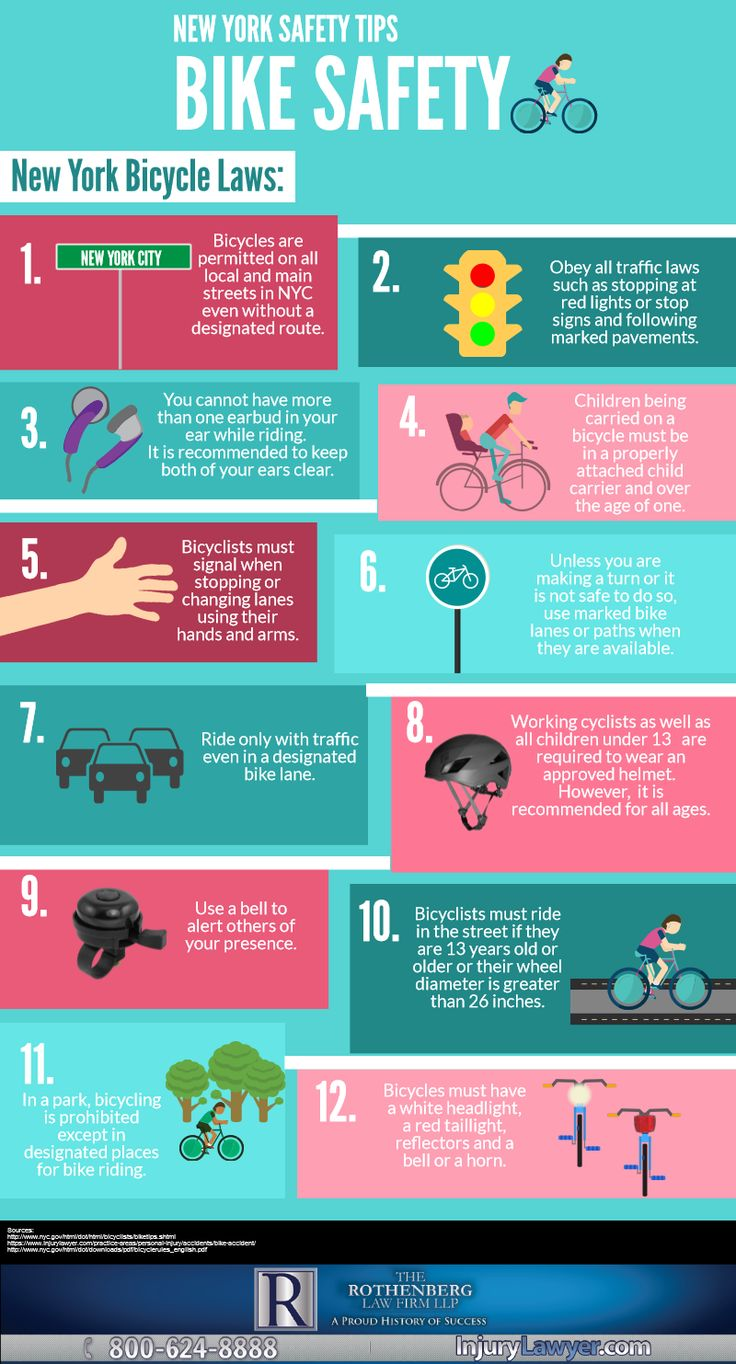 8 Best Biking Safety Images On Pinterest Bicycle Safety Safety