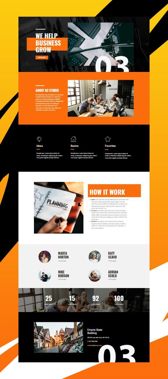 Nicepage Is A Free Mobile Friendly Website Builder Choose From 1000 Trendy Web Templates Customiz Portfolio Web Design Web Design Websites Online Web Design
