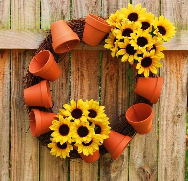 17 schöne, einfache und preiswerte DIY Bastelideen mit Blumentöpfen für den Garten - DIY Bastelideen
