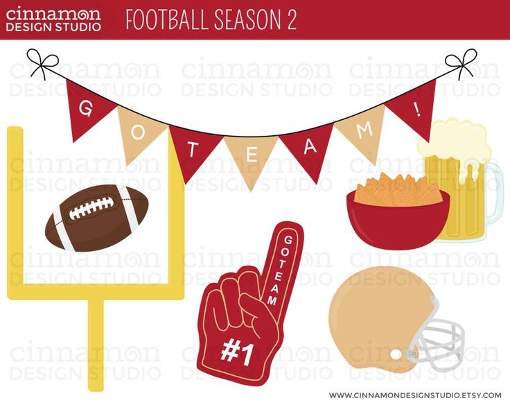 football season clipart - photo #6