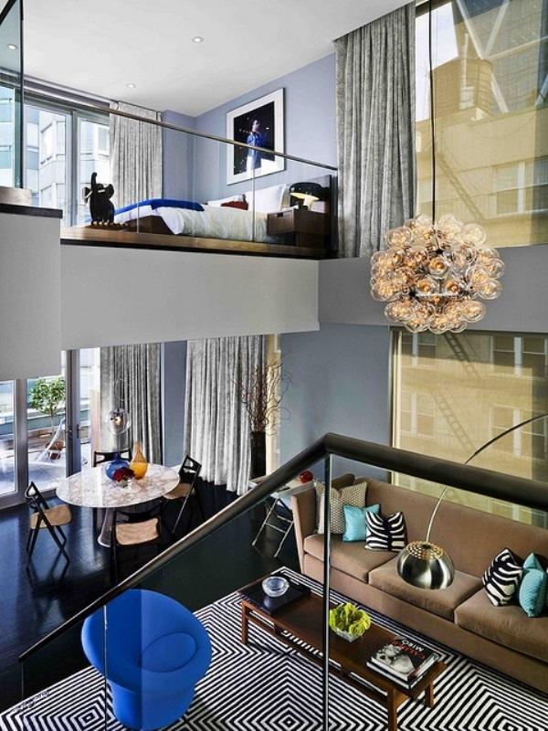 Βιομηχανική διακόσμηση στα lofts | Jenny.gr