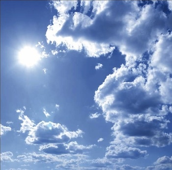 the warmth of the Sun on a beautiful Spring or Summer day!