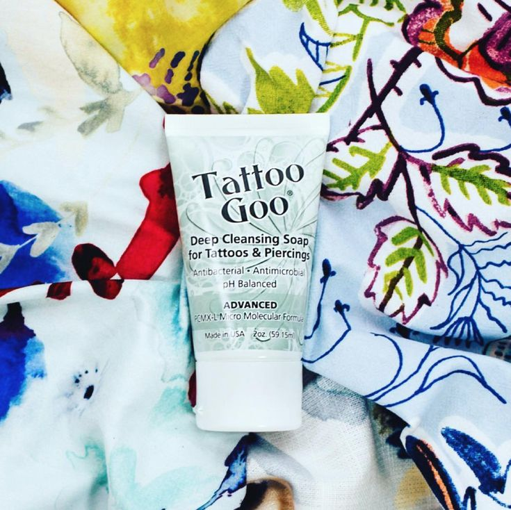 Deep cleansing soap in 2020 soap for tattoos tattoo goo