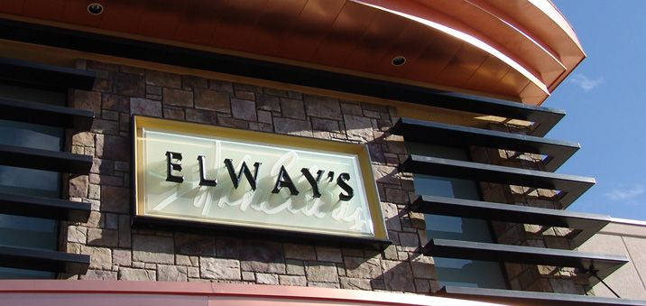 Located in Denver's distinctive Cherry Creek neighborhood, Elway's is the ideal setting for any occasion.