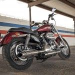 The all-new Harley Davidson 2017 Sportster 1200 Custom is the best sports bike of Harley Davidson Brand. check out more about the new bike here