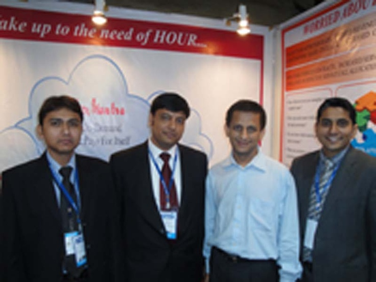 we are at automation 2012.