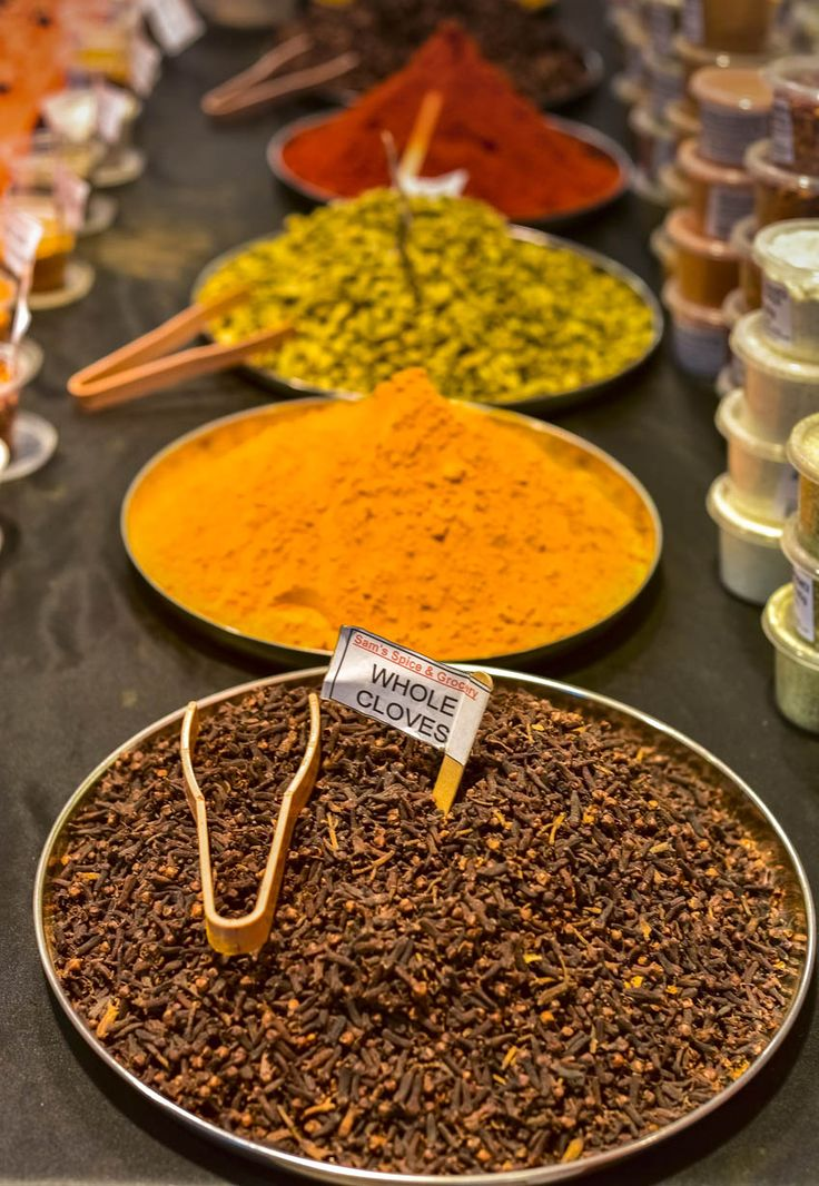 RoyalAuto, June 2016. 10 things we love about Dandenong and surrounds. Photo: Anne Morley. #dandenong #dandenongvictoria  #multicultural #market #dandenongmarket #spice #spices