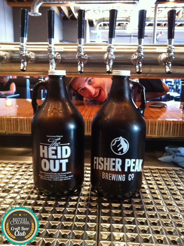 Fisher Peak Brewing Co., Cranbrook. Ultimate Kootenay BC Craft Beer Brewery List…