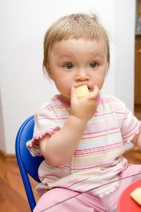 Foods That a 14-Month-Old Should Eat