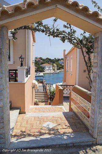 Fiskardo, Kefalonia. Greece