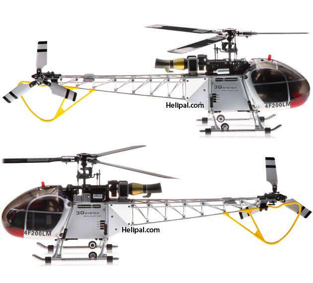 Nice RC Helicopter