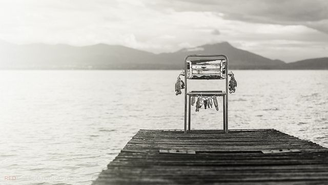 Fisherman's spot - Lake Geneva