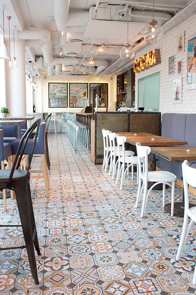 Die besten 25 mexikanisches restaurant dekor ideen auf pinterest mexikanisches restaurant - Fliesen mexikanischer stil ...