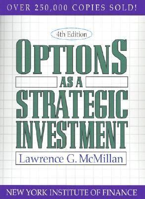 Options as a strategic investment lawrence g mcmillan