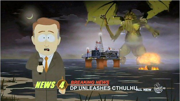 South Park Meets Cthulhu