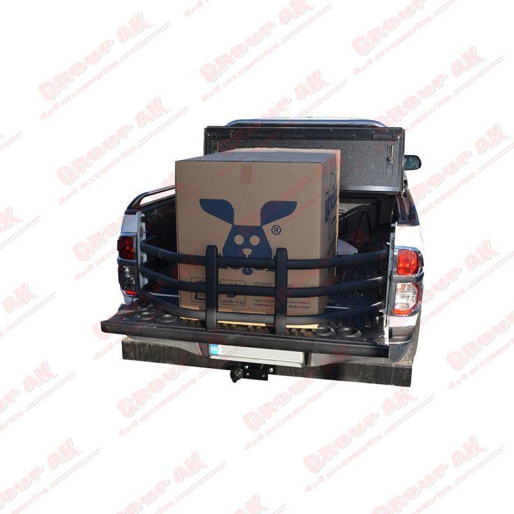 Bed X-tender+ BakFlip Toyota Hilux