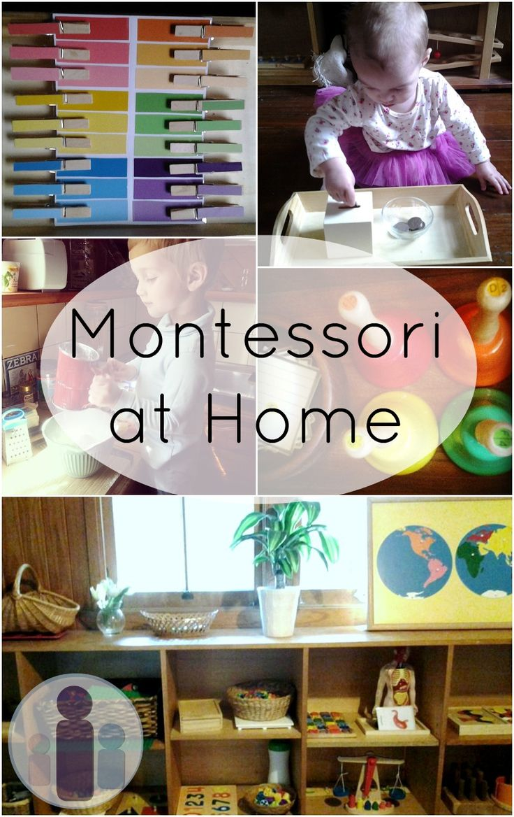 Montessori at Home   Racheous - Lovable Learning