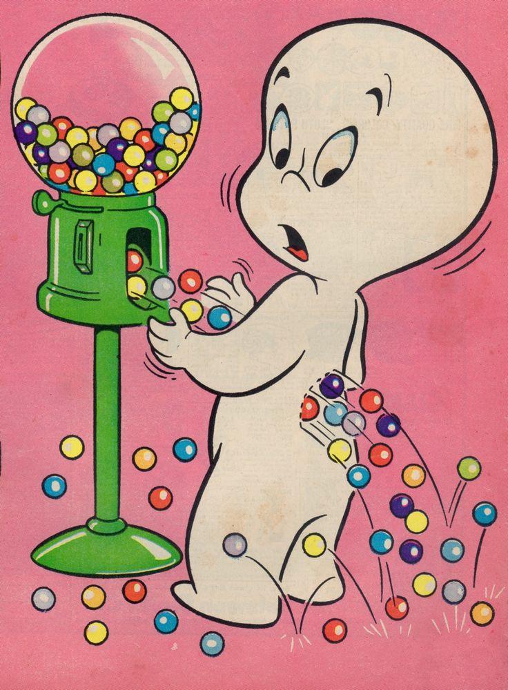 "zgmfd: "" Casper The Friendly Ghost #165 (Harvey Comics 1973) """