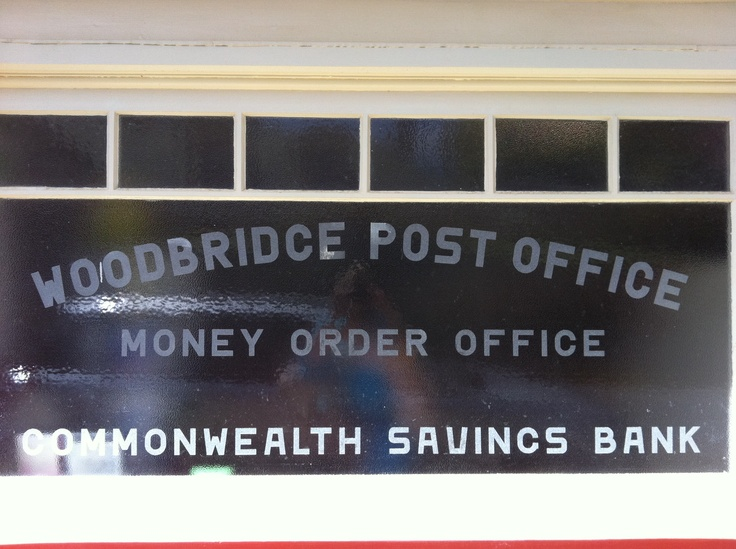 Woodbridge post office was moved to this location in 1945  Woodbridge Tasmania  photo by jadoretotravel