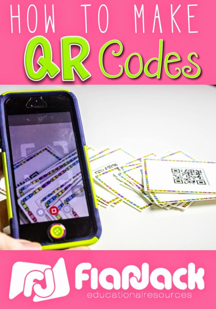 how to make qr code of settings