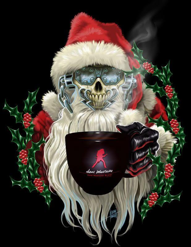 heavy metal christmas                                                                                                                                                                                 More
