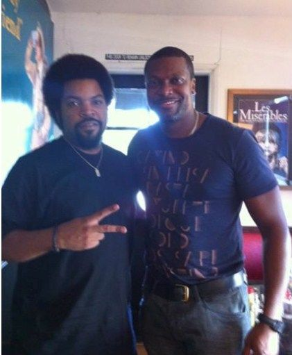 """Ice Cube Confirms """"Last Friday"""" Movie with Chris Tucker"""