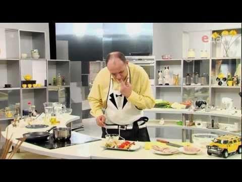 Кобб-салат - YouTube