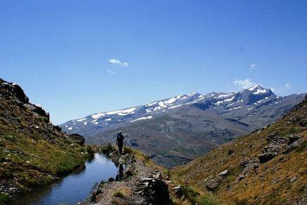 Sierra Nevada and Alpujarras Spain