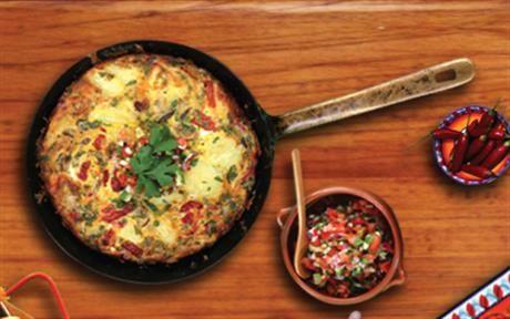 SPAIN – Always Fresh Spanish Tortilla recipe   MasterChef Australia #MasterChefRecipes
