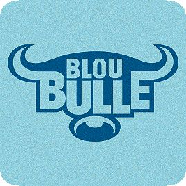 BLOU BULLE supporters coasters set. Makes a great gift or add to your collection of Bulls Decor for your home, bar, pub, sports bar and pub. Super Absorbing and protects surfaces from nasty condesation marks.