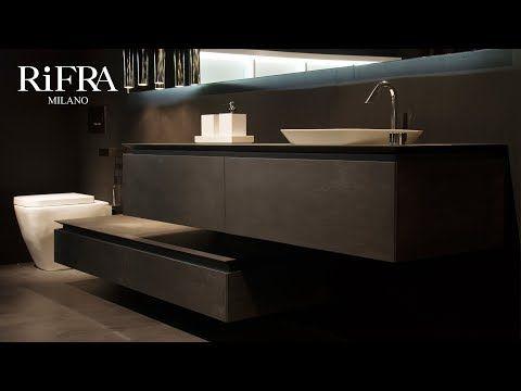 Rifra Arredo Bagno.Arredamento Bagno Moderno K Fly Rifra Nel 2019