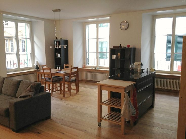 Schöne 4.5 Zimmer Wohnung in Solothurn zu vermieten.