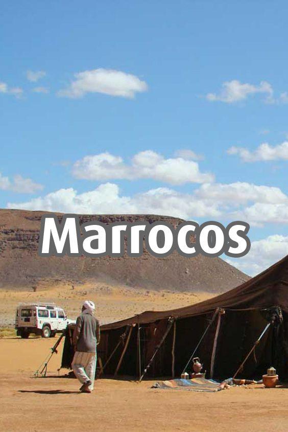 Marrocos - guia de viagem e dicas para viajantes independentes