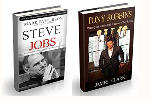 Download EPUB: Tony Robbins: 2 in 1 book set Top Life and Business Lessons of Tony Robbins and Steve Jobs for Unlimited Success (Steve Jobs, Steve Jobs autobiography, ... Money, Investing Basics, Tony Robbins 3) Free Book Epub - EBOOK EPUB PDF MOBI KINDLE  CLICK HERE >> http://ebook2016epub.xyz/download-epub-tony-robbins-2-in-1-book-set-top-life-and-business-lessons-of-tony-robbins-and-steve-jobs-for-unlimited-success-steve-jobs-steve-jobs-autobiography-money-investing-basics