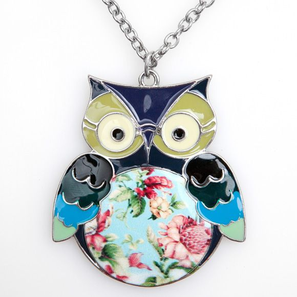 vintage-owl-jewelry , animal accessories jewelry shop at Costwe.com