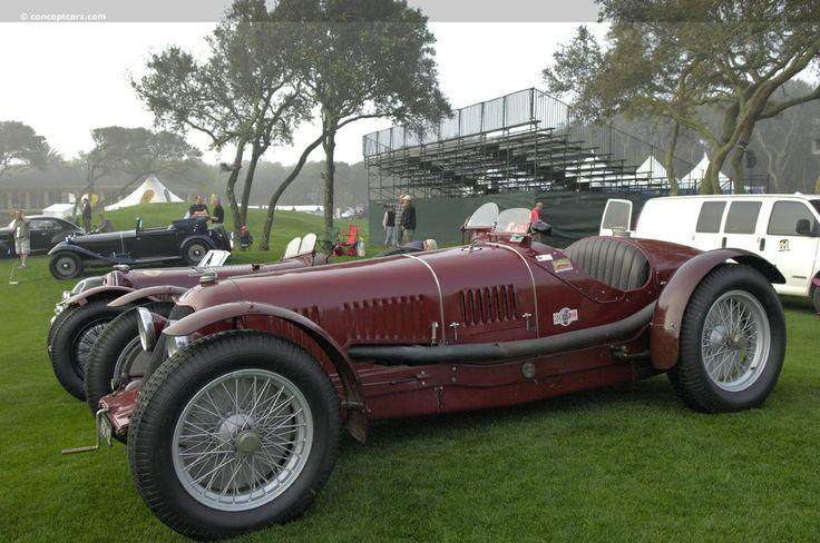 1932 Maserati 8C 3000/M Image | Historia americana y Disenos de unas