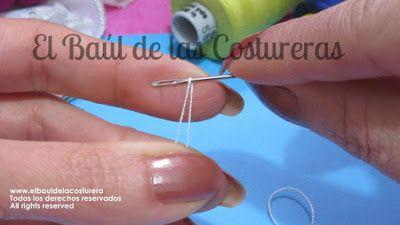 Cómo ensartar o enhebrar una aguja de forma rápida y sin esforzar demasiado la visión