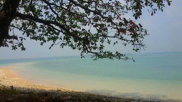 Liwungan Island, Tanjung Lesung, Indonesia