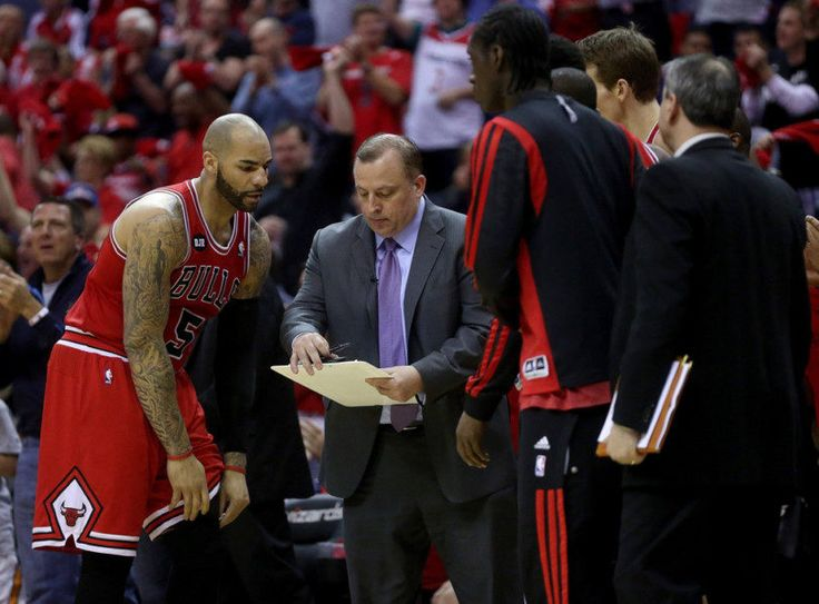 Tom Thibodeau's legacy in Chicago is still being defined = When the Chicago Bulls suit up for Tuesday's game, some of them will have memories of the coach addressing the team in the opponent's locker room. Some will have.....