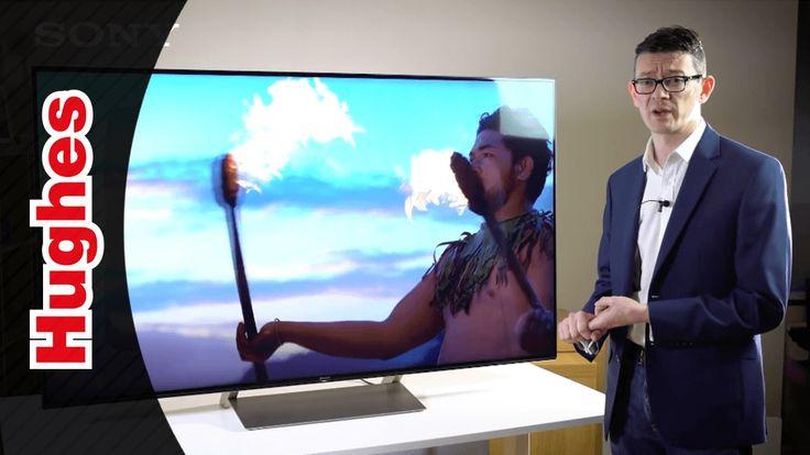 Sony Bravia XE93 4K HDR Premium TV - YouTube