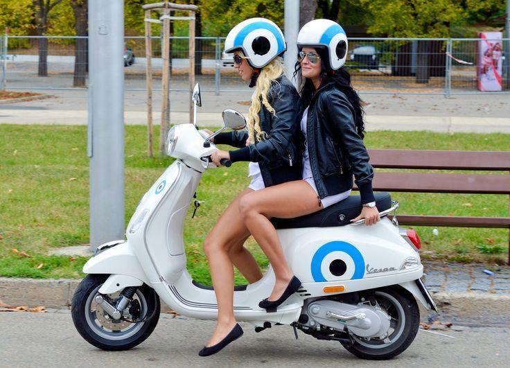 Resultado De Imagem Para Scooter Girls Life Style Scooter Girl