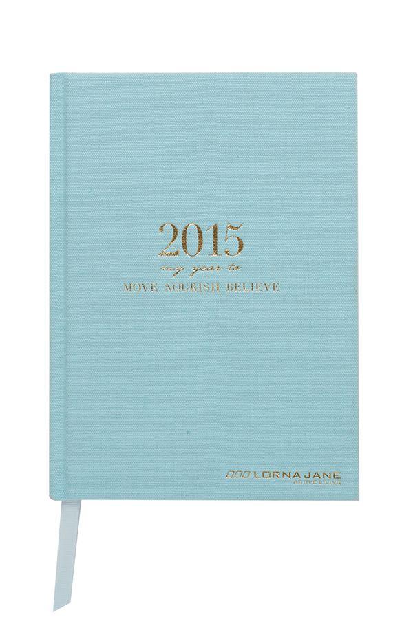 MNB Diary 2015 | Books by Lorna Jane Clarkson | Categories | Lorna Jane Site #lornajane #ljfitlist