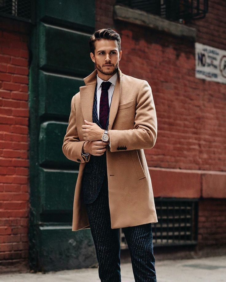 8 Stylish Men's outfit ideas from Instagram.