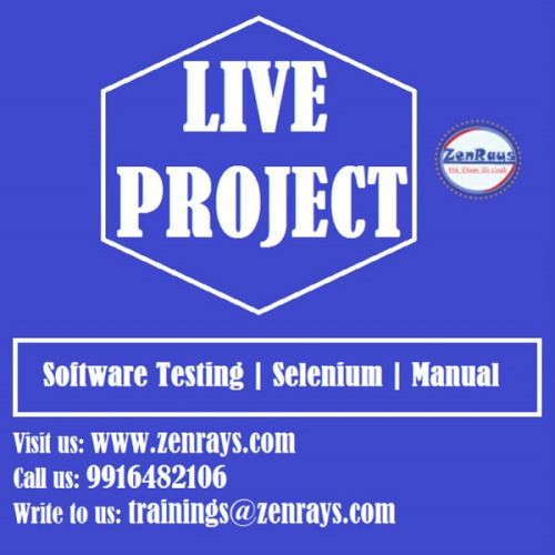 Apply Now: Testing Real time Live Project. Work along with the Industry Experts.  Duration/Fee for Selenium: 30 days /Rs.10,500/-  Duration/Fee for Manual & Automation: 45 days/Rs.15,500/- only.  #Selenium #Manual #Testing #Software