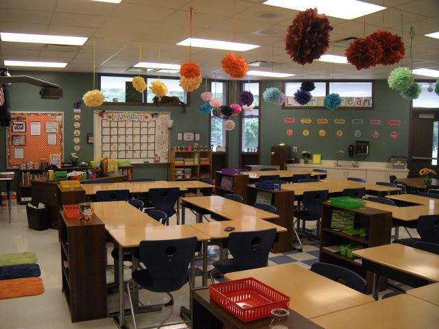 Classroom Decoration Desk Arrangements ~ Bästa desk arrangements idéerna på pinterest