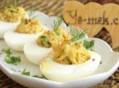 Yumurta Dolması nasıl yapılır? Kolayca yapacağınız Yumurta Dolması tarifini adım adım RESİMLİ olarak anlattık. Eminiz ki Yumurta Dolması tarifimizi yaptığınız d