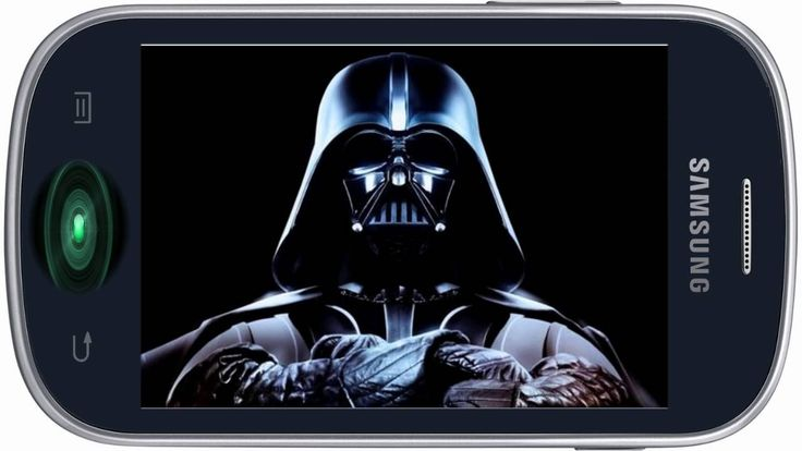 Fajny dzwonek na telefon komórkowy - Star Wars