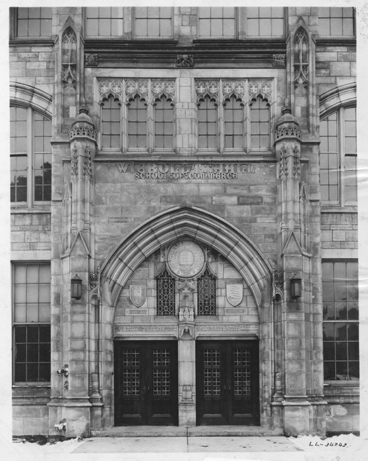 Northwestern University Wieboldt Hall Schiller ParkPsychological