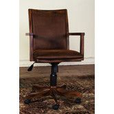Found it at Wayfair - Mid-Back Office Chair with Arm
